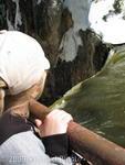 Alyssa at Lower Falls